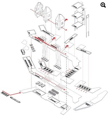 Architectural Spatial Diagrams Analytical on un studio diagram