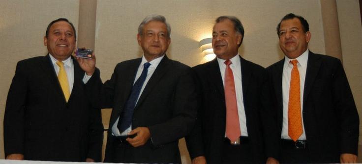 Campaña de Peña Nieto fue financiada con lavado de dinero: AMLO - Aristegui Noticias