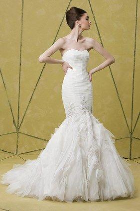 Wedding Dresses, Bridal Wedding Gown, Badgley Mischka, Screen Siren || Colin Cowie Weddings