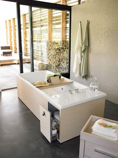 habillage baignoire rangement recherche google id e ha sdb pinterest recherche. Black Bedroom Furniture Sets. Home Design Ideas