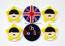 beatles cupcakes - Google Search