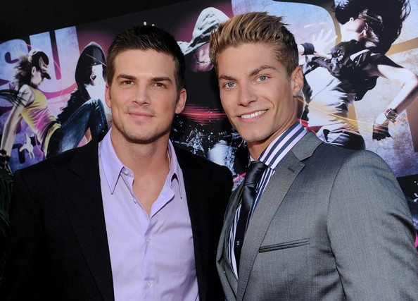 """Rick Malambri and Joe Slaughter Photo - Premiere Of Touchstone Pictures & Summit's """"Step Up 3D"""" - Arrivals"""