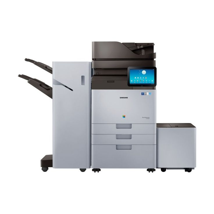 Samsung SL-X7600GX A3 colour multifunction print, copy, scan, optional fax 60 pages per minute X7 colour series