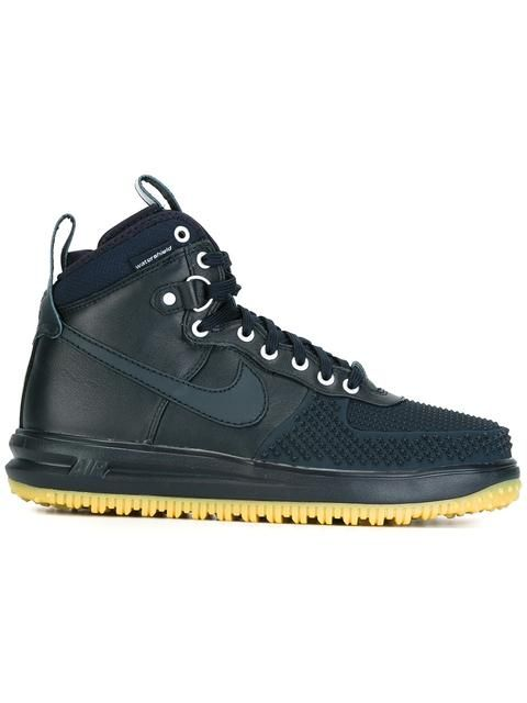 NIKE 'Lunar Force 1 Duckboot' sneakers. #nike #shoes #boots