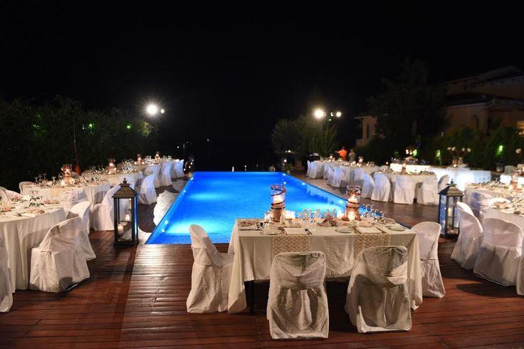 Wedding at Melampes Villa