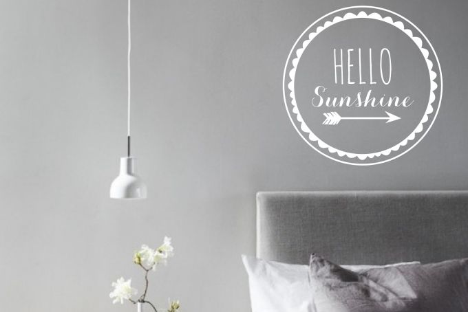 Typography Range - Hello Sunshine by HELLO DOLLY