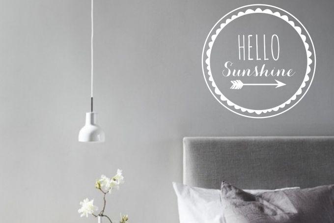 Typography Range - Hello Sunshine by HELLO DOLLY