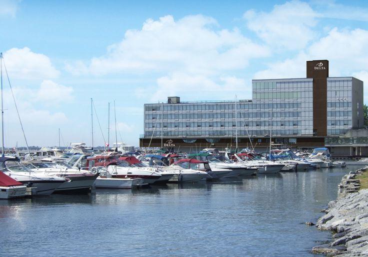Delta Kingston Waterfront Hotel® in Kingston, ON