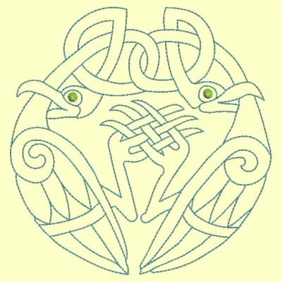 Celtic Bluework