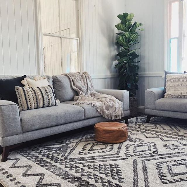 We Love Seeing How Our Customers Style Amart Furniture In Their Homes Homeoftenthavenue Has Created Such A Beautiful Rel Home Design Decor Bedroom Design Home