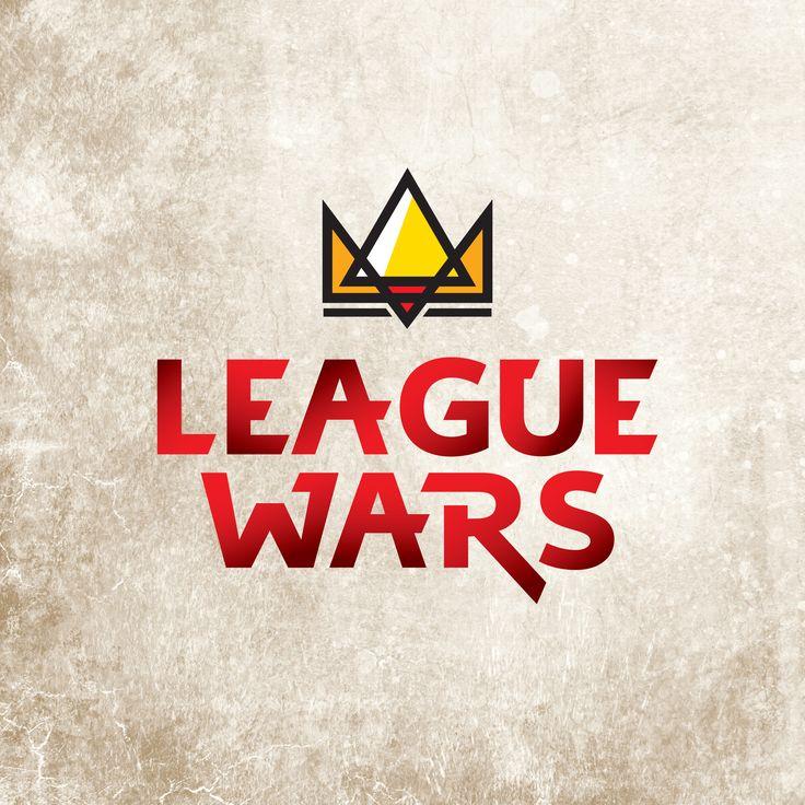 Logo design - League Wars