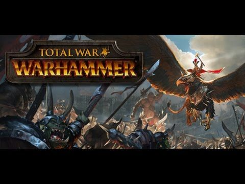 TOTAL WAR WARHAMMER GAME PLAY and SPEC I5 6600K and Sapphire NITRO