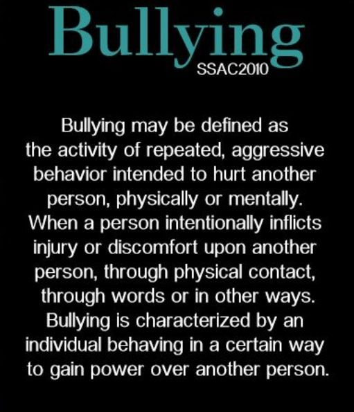 Adult bullies aka the adult mean girls. Grow up. Women build each other up, girls tear each other down.