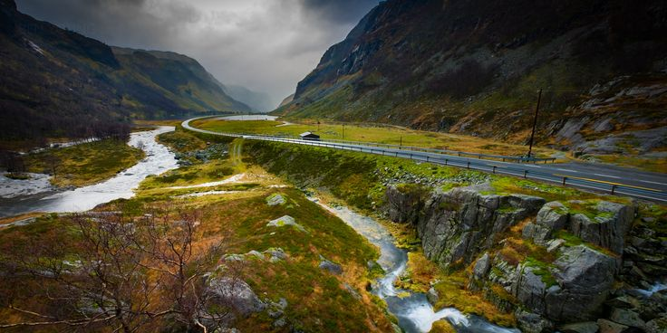Mountain Road -