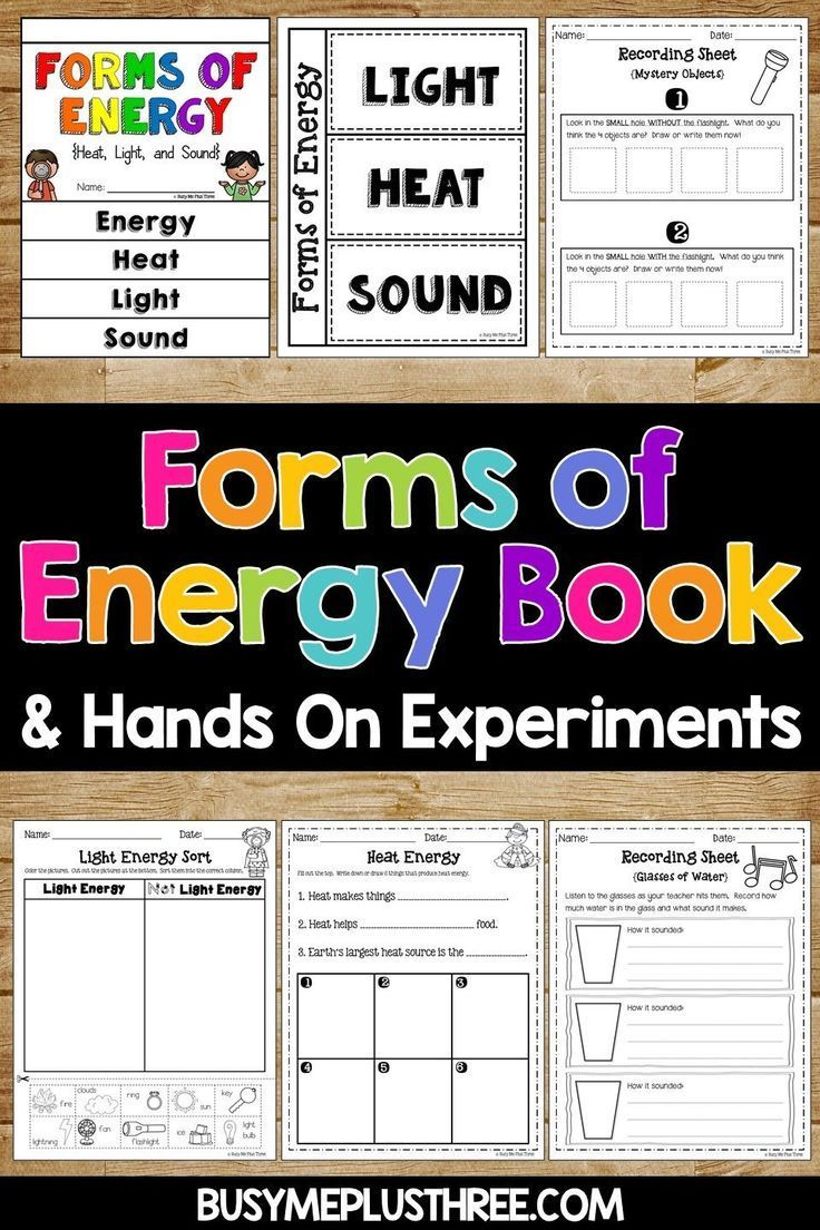 Are You Looking For Some Forms Of Energy Experiments And Activities These Anchor Charts In Energy Interactive Notebook First Grade Lessons Energy Activities [ 1104 x 736 Pixel ]