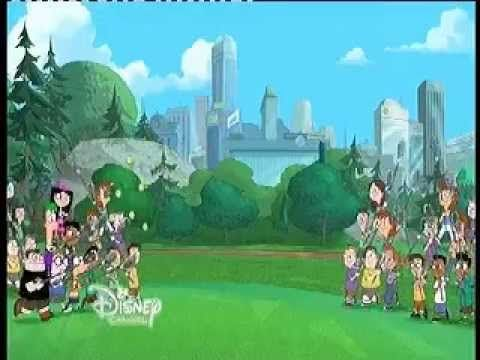 Phineas and Ferb - Pyramid Sports (Indonesian)
