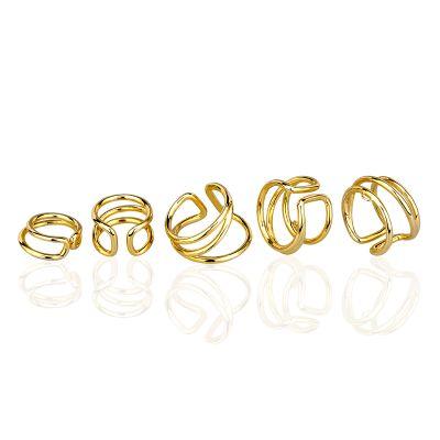 5 LINEAR RINGS #mvp #jewelry  Maria Vittoria Paolillo Gioielli