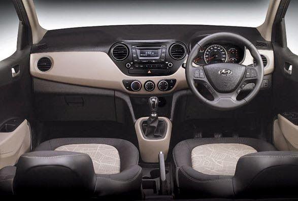 Interior Hyundai Grand i10