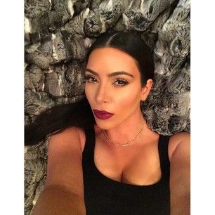 OMG this is terrible - I like Kim, but a book called Selfish?! Hundreds Of Selfies Of Kim Kardsashian Will Soon Be In A Coffee Table Book