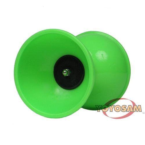 Neoflight Diabolo - Green and Black Chinese yo-yo    #China  #toys