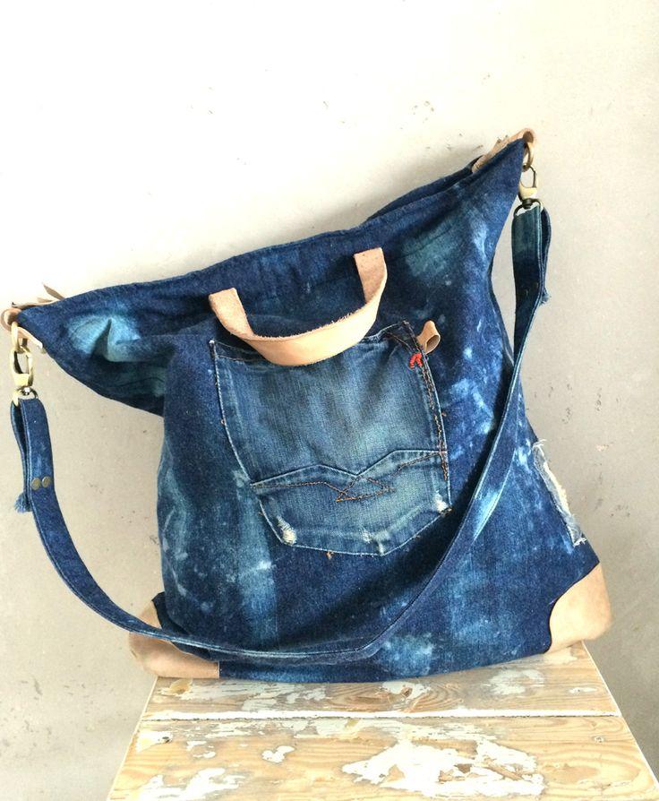 Ich näh mir ja gern für jede Reise eine neue Tasche ;) (ich hab irgendwie nie die passende) und...
