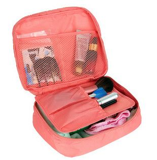 Nylon Multifunction Make up Organizer bag Women's Cosmetic bags