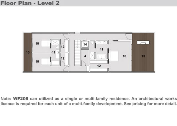 Love The Dual Access Bathroom Layout For The Minor Bathrooms Narrow Houses Pinterest