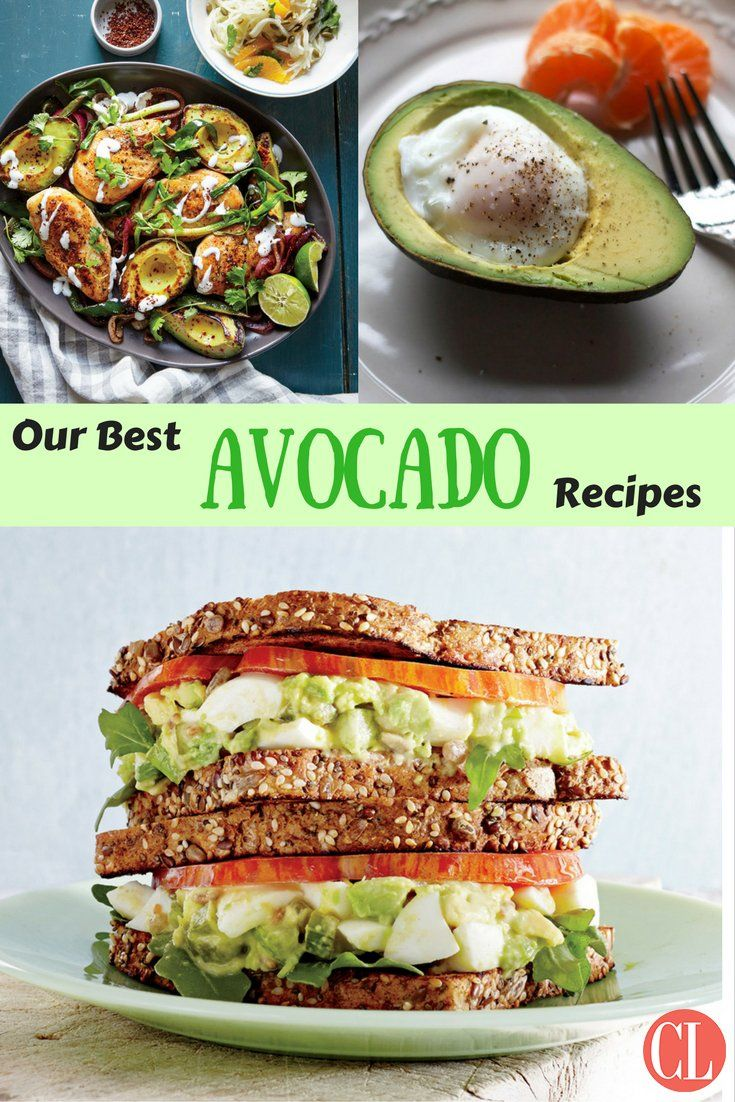 Creamy avocados are major players when it comes to providing healthy, good-for-you fats. Diverse enough to be used in appetizers, main dishes, and desserts, it seems like there's nothing you can't improve by throwing in an avocado.