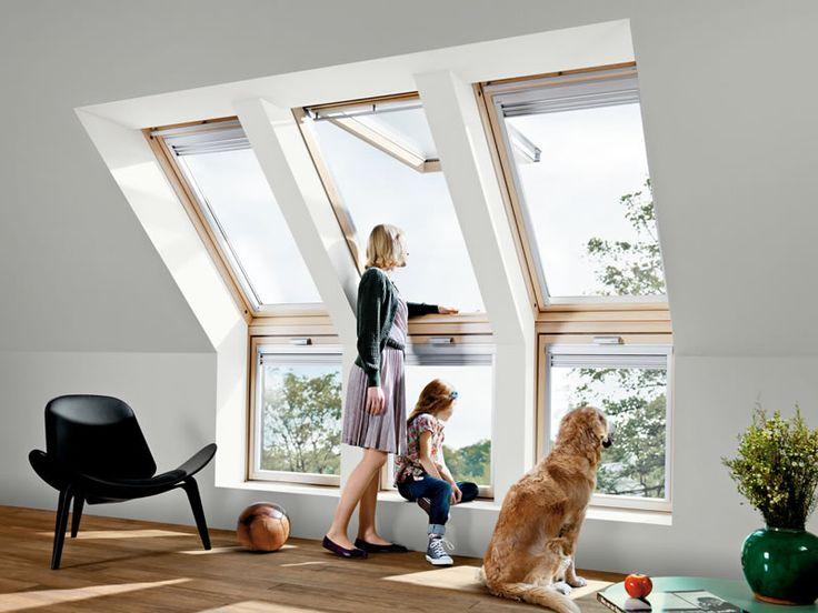 17 Best images about Dachfenster on Pinterest   Ramen, Balconies ...