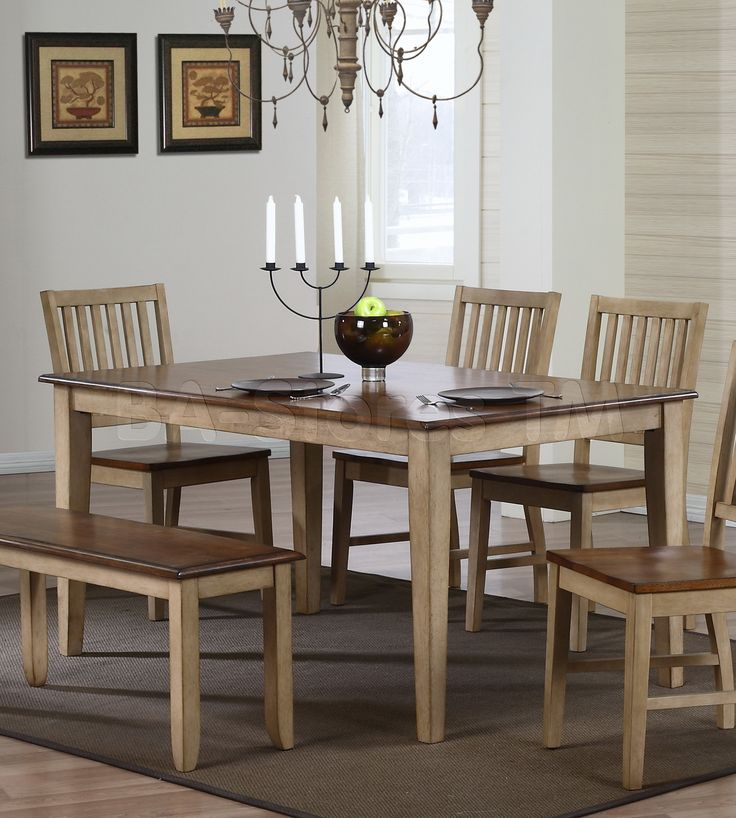 Sunset Trading Brookdale Dining Table An Updated Take On A Classic Farmhouse The Adds Casual Charm And Generous