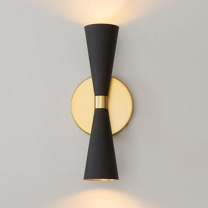Sanduhr Sconce In 2020 Modern Sconce Lighting Modern Sconces Gold Wall Lights