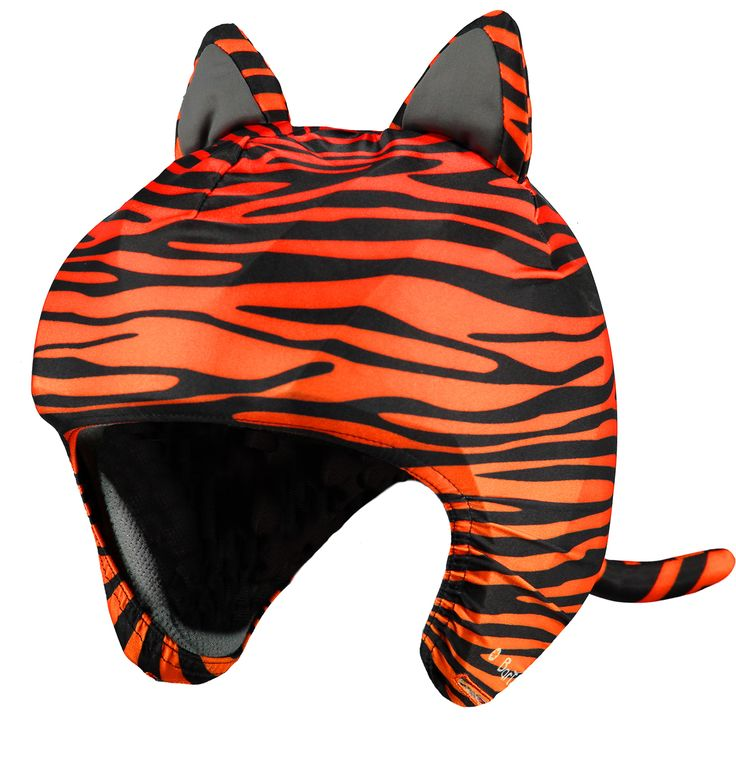 Barts Skiing Helmet Cover - Tiger