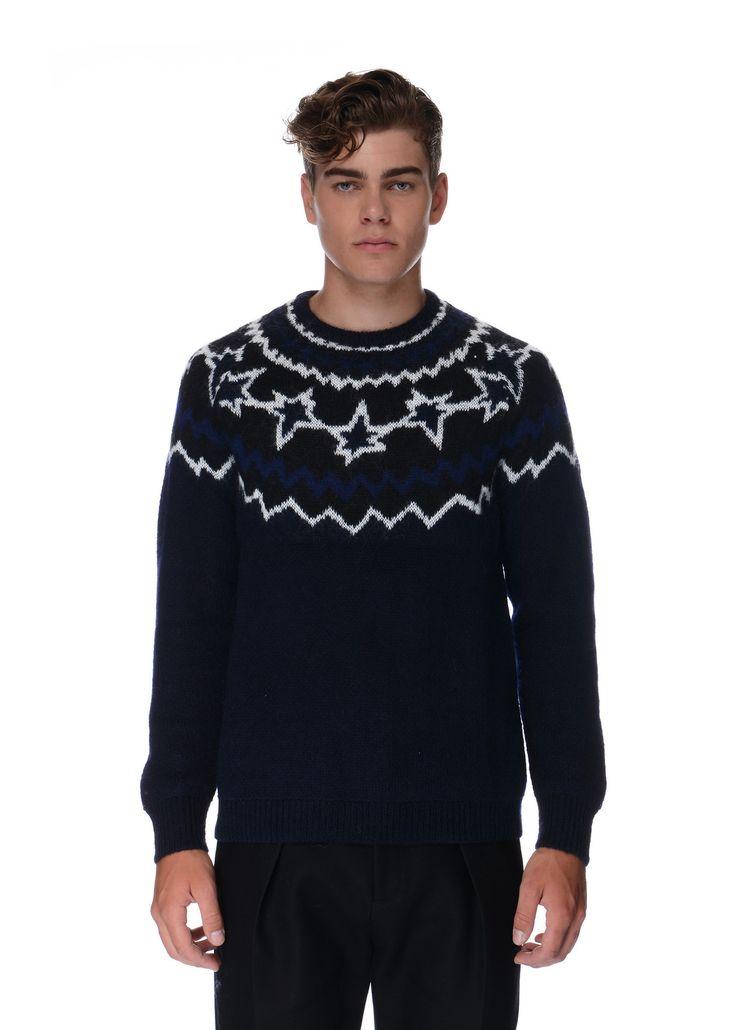 Sleeveless Knit Top Fall/winter Neil Barrett Geniue Stockist Cheap Price Wk5Tg