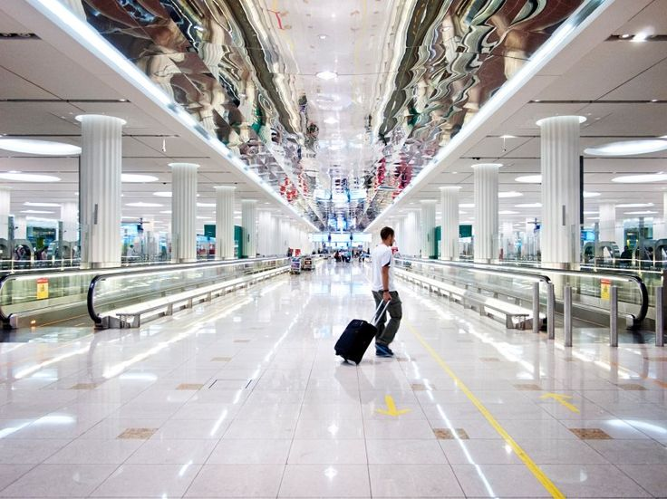 Dubai International Airport (Oliver Tjaden)