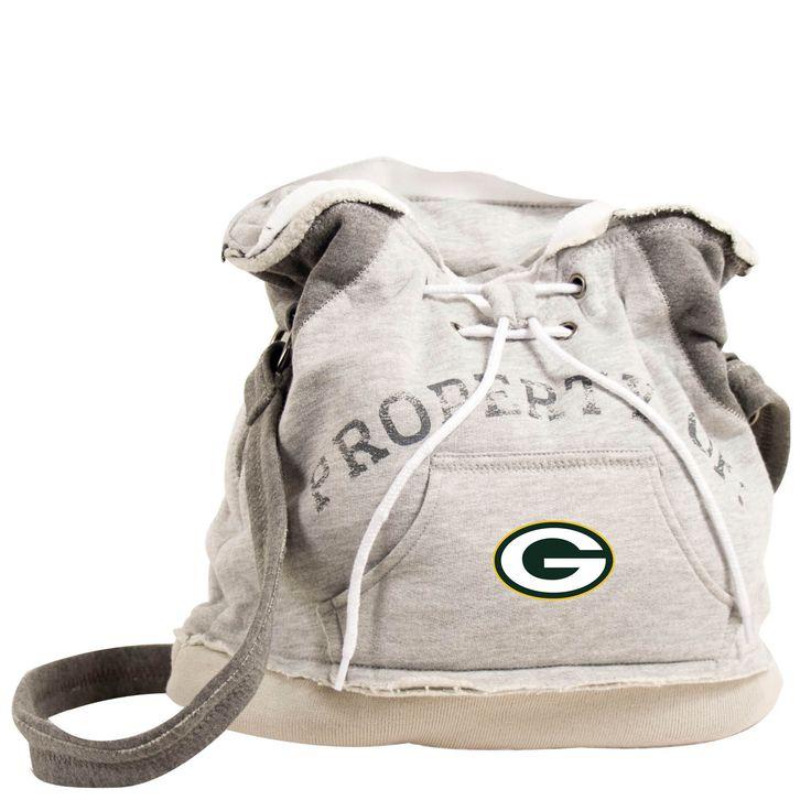Green Bay Packers Hoodie Duffel