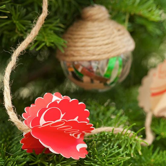 Homemade country christmas decorations photograph homemade for Homemade country christmas ornaments