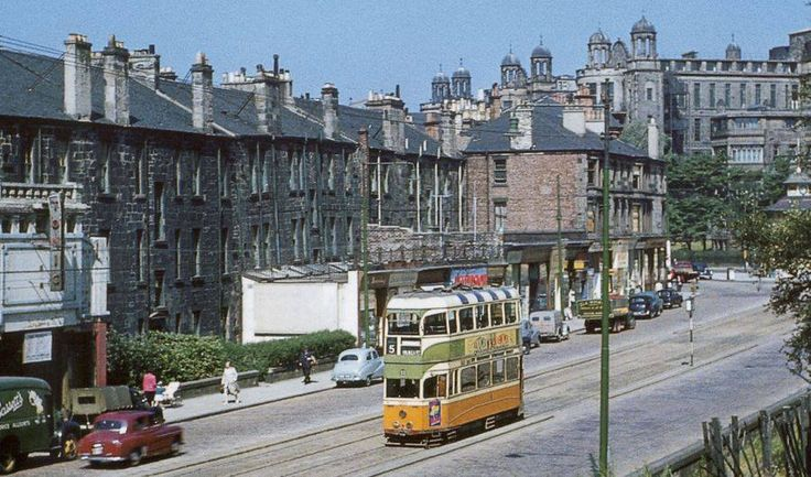 Battlefield, Glasgow.