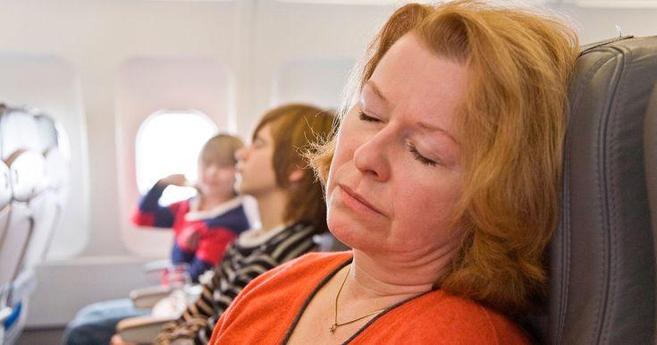 Matkustajat nukahtivat lennolla – kokivat elämänsä yllätyksen herättyään