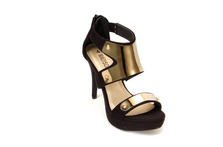 MINNEAPOLIS Black R499.00 from www.madisonheartofnewyork.com follow us on Twitter @Madison Shoes SA