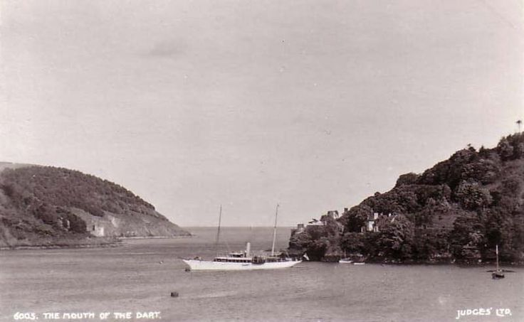 The Mouth of the Dart