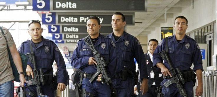 Πυροβολισμοί στο διεθνές αεροδρόμιο της Φλόριντα
