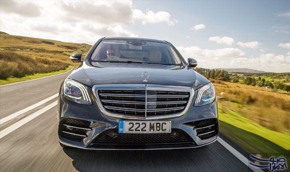 مرسيدس الفئة S تعد أحسن سيارة في العالم كشف كريس نابمان محرر صحيفة التلغراف البريطانية أن سيارة مرسي Mercedes Benz New Car Mercedes Benz Mercedes Benz Gle