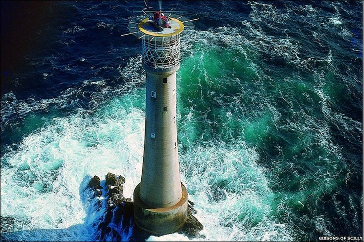To Bishop Rock, γνωστό και ως ο Βράχος του Επισκόπου, είναι σύμφωνα με το βιβλίο Γκίνες το μικρότερο νησί του κόσμου. Βρίσκεται τέσσερα μίλια δυτικά των νήσων Scilly στην Κορνουάλη της Μεγάλης Βρετανί