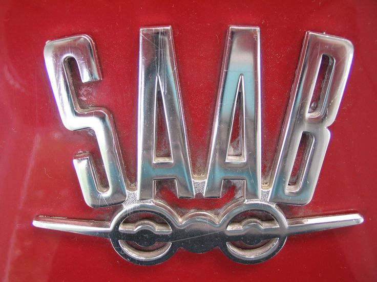 SAAB 96 emblem