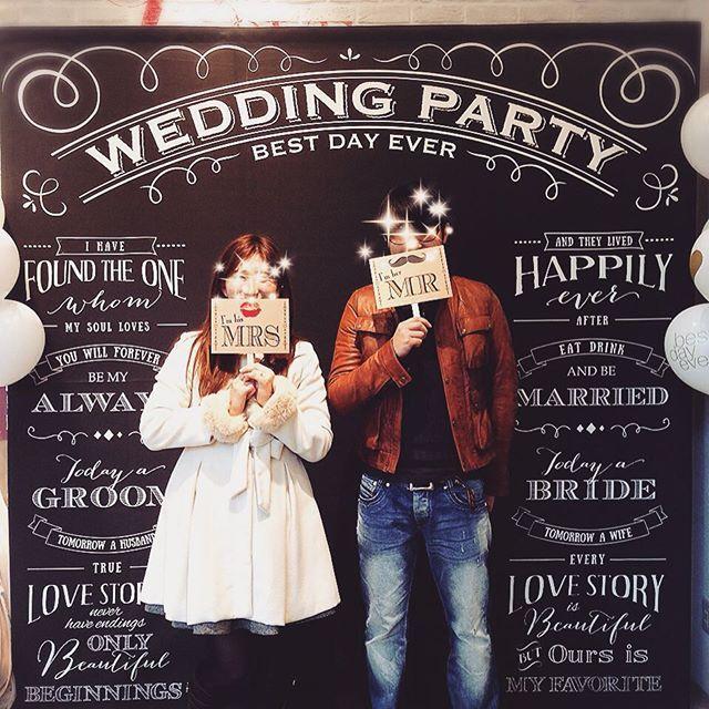 @lovewedding_by_dressholic で行われてた#eymwedding さんのポップアップストアへ行ってきました♡ #ケーキトッパー 頼んだので楽しみ♡ * #eymwedding #フォトブース#photobooth #photoprops * * * #wedding #bigday  #weddingreport#ウエディングレポート #結婚式 #20150213  #HOTELEMANON#hotelemanon #ホテルエマノン  #crazywedding#クレイジーウエディング #オリジナルウエディング #コンセプトウエディング#myfavorite  #和装前撮り #和装 #前撮り #華雅苑 西千葉店 #二徹花嫁 #卒花 #卒花嫁#プレ花嫁#全国のプレ花嫁さんとつながりたい