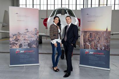 Jet Privati: Giulia Deamina Ai Comandi Di Una Compagnia di Business Jet