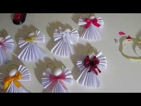 Anjos de papel - YouTube