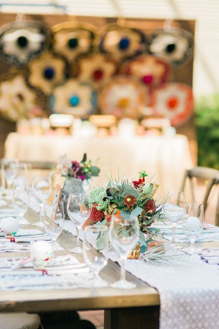 Photography: Honey Honey Photography - www.hoooney.com Event planning by Beau & Arrow  Read More: http://www.stylemepretty.com/2014/11/13/la-jolla-mexican-inspired-wedding/