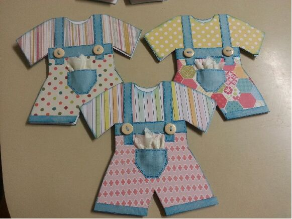 for a cousin who is about to have triplets - boys!!