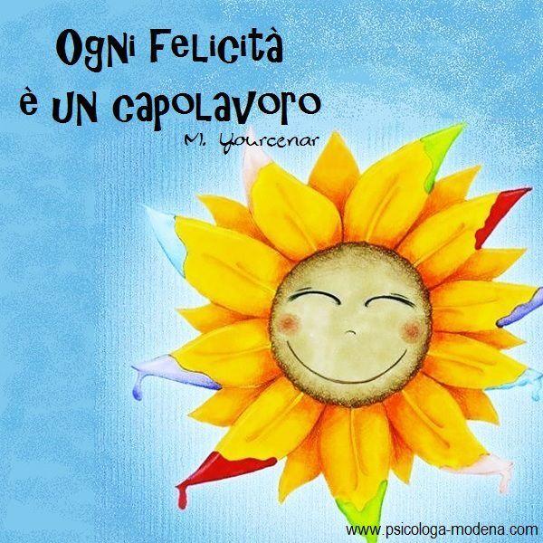 felicità e gioia